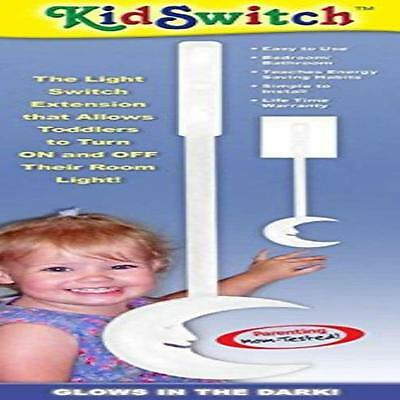 Kidswitch Light Switch Extender- 3 Pack Perfect For Night Trips To The Bathroom