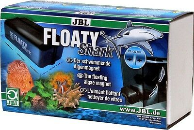 JBL Floaty Shark + Glass Cleaner Algae Magnet -  CLEARANCE -  @ BARGAIN PRICE!!!