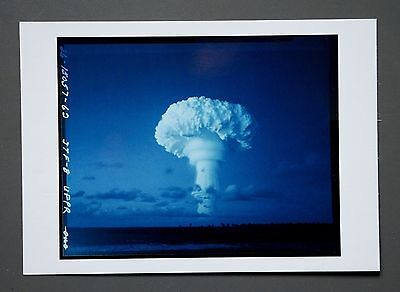 Michael Light Limited Edition Photo 17x24 Truckee Atomtest Christmas Island 1962