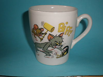 Tom and Jerry Vintage Child mug/cup 1970 Staffordshire Potteries