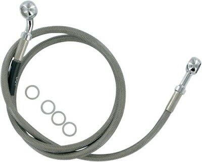 Extended Length Braided Brake Line Kit Russell  R08909S