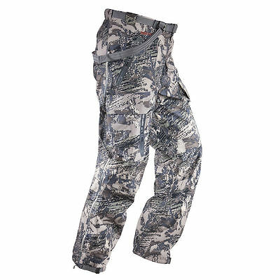 2016 Sitka Gear Ascent Pants Open Country Optifade 50007 (Choose your Size)