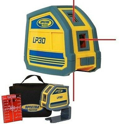 Spectra Laser Level LP30 Self Leveling Laser Pointer
