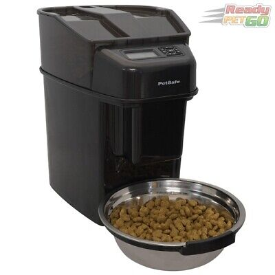 PetSafe Automatic Pet Feeder for Dog & Cat, Digital Food Dispenser with Bowl