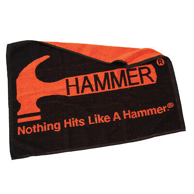 Hammer Deluxe Bowling Ball Towel