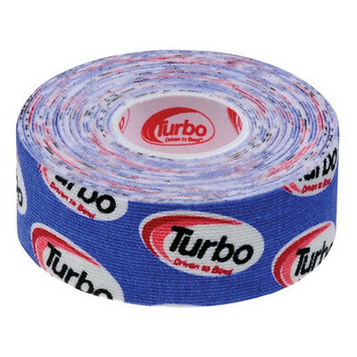 """Turbo Bowling Driven To Bowl 1"""" Roll Skin Tape BLUE"""