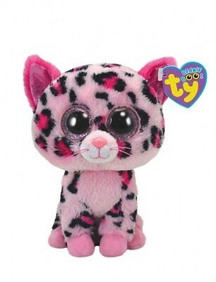 "TY Beanie Boo ~ Gypsy the Cheetah 6"" ~ Justice Exclusive"