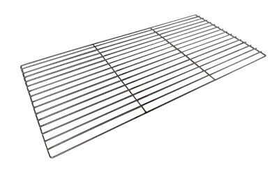 Stainless Steel BBQ Grill for spit roasters - 715 x 330mm