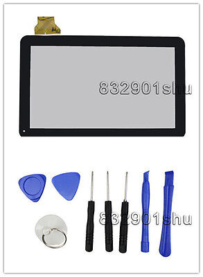 New Touch Screen Digitizer Panel For 10.1 inch Tablet PC YTG-P10025-F1 touch SHU