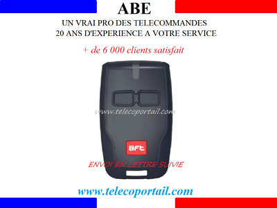 Bft  Mitto 2, Mitto B Rcb 2  Telecommande 2 Canaux  D111928