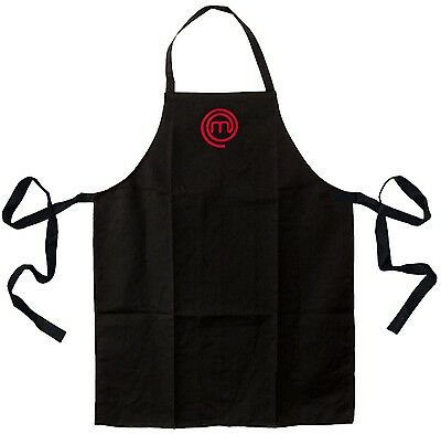 MasterChef Official Merchandise Apron (black)