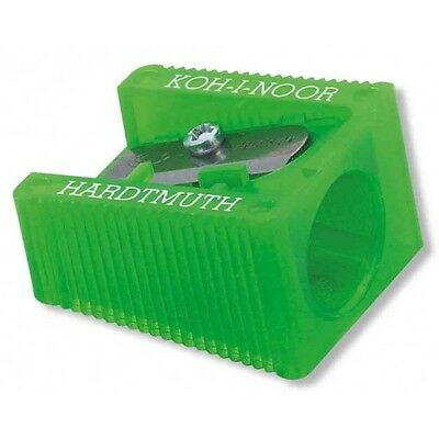 Koh-I-Noor 9095 Pencil Sharpeners in 8mm - 12mm Sizes | Useable on Magic Pencils