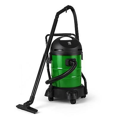 New Garden Pond Vacuum Cleaner Silt Remover Cleaning System 1200W 30 Liter Tank
