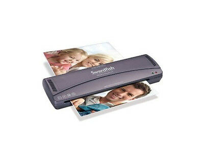 Swordfish 330LR Compact A3 & A4 Laminator Laminating Machine for Home or Office