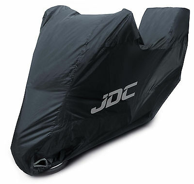 JDC Waterproof Motorcycle Cover Breathable Heavy Duty - ULTIMATE RAIN M Top Box