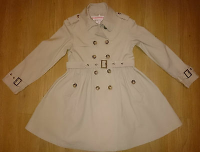 Girls Beige Jacket Debenhams age 9