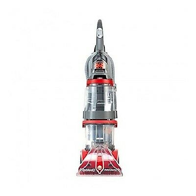 Vax V-124A Dual V Upright Carpet and Upholstery Washer - Grey/Red Machine Only