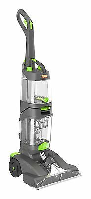 Vax W85-PL-T Dual Power Pro Advance Carpet Cleaner Grey/Green Machine Only