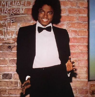 Michael Jackson - Off The Wall - Lp Factory Sealed 2016 Reissue 180G Vinyl