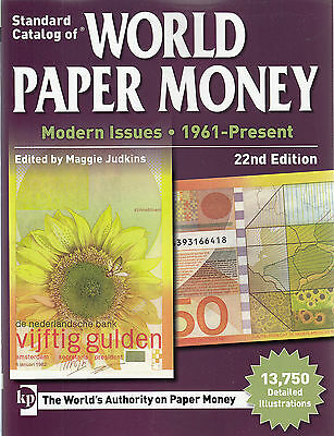 LANZ Standard Catalog of World Paper Money Modern Issues 1961-Present  ~B5