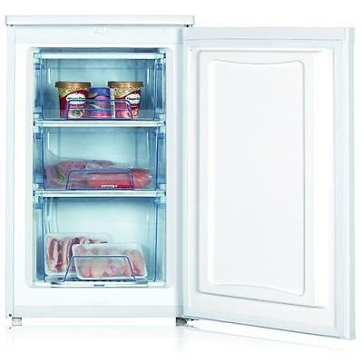 Igenix White Under Counter Upright Freezer - 70L A+ IG350F