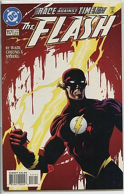 Flash 1987 series # 117 very fine comic book