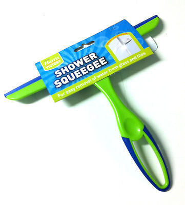 Harris Victory Shower Squeegee For Easy Removal Of Water From Glass & Tiles