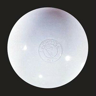 STX NCAA approved Lacrosse Ball - White