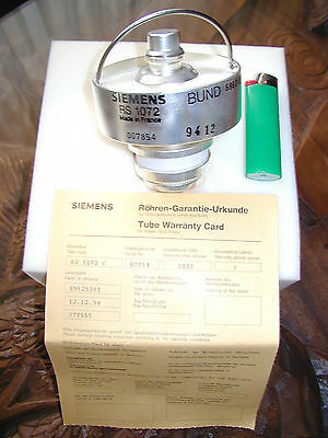 RS 1072 C   SENDERÖHRE / POWER TUBE Tetrode     NOS