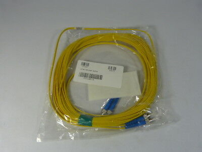Optical Cable Corp ST2-SMD-18 Duplex Optic Cable 18m ! NWB !