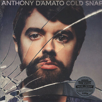 Anthony D'Amato - Cold Snap (Vinyl LP - 2016 - US - Original)