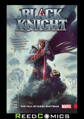 BLACK KNIGHT VOLUME 1 FALL OF DANE WHITMAN GRAPHIC NOVEL New Paperback