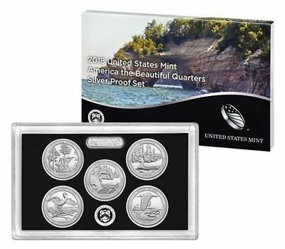 USA Quarter 2015 - America the Beautiful 6 - Silber Polierte Platte