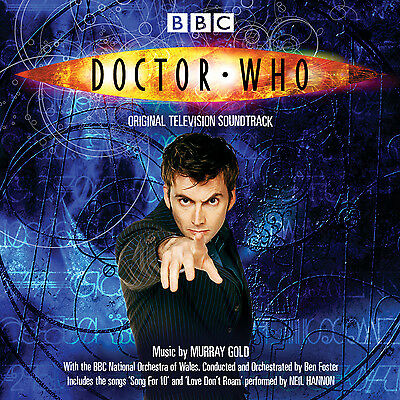 Doctor Who -  - Series 1 & 2 Vinyl - Murray Gold