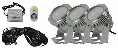 ProEco LED Light Kits with Controller for ProEco Floating Fountain