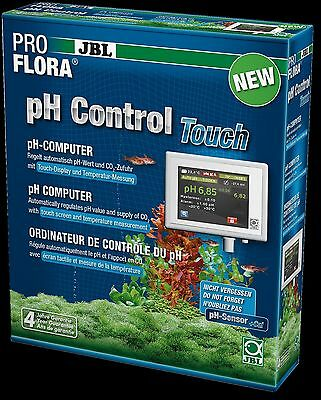 JBL ProFlora pH Control Touch NEW UK Computer co2 System pro flora aquarium LED