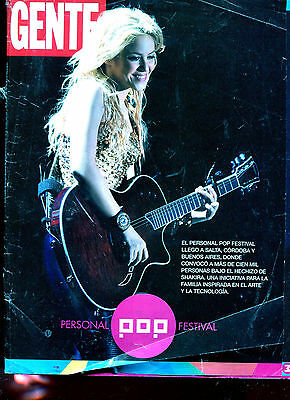 SHAKIRA Live in Argentina - GENTE SPECIAL Argentina Magazine
