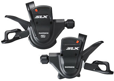 SHMANO SLX SL-M670 3,10 or 3x10  RAPIDFIRE SHIFTERS choose in variations