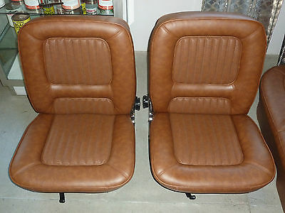 Ford Falcon Xw Gt Interior Trim Kit Front & Rear Seat Upholstery