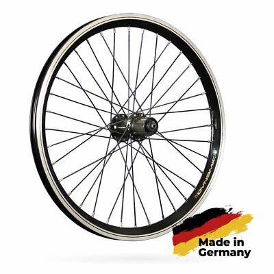 Taylor Wheels 20inch bike rear wheel doublewall 7-10 speed cassettes qr black