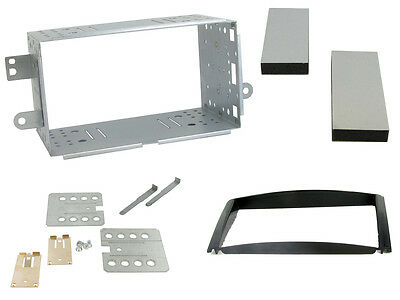 CT23DH01 Daihatsu Terios 2007 on Double Din Car Stereo Facia Fitting Kit