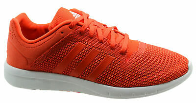 adidas Performance Sport Schuhe knallige Damen Turn Schuhe Clima Cool Fresh Bounce Orange