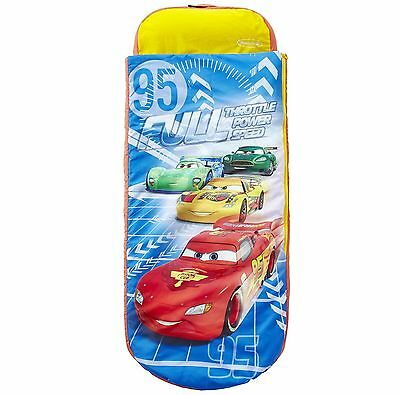ReadyBed Disney Cars Airbed and Sleeping Bag In One One Size