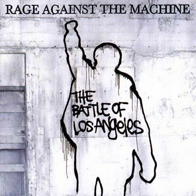Rage Against The Machine The Battle Of Los Angeles Lp Vinyl 33Rpm New