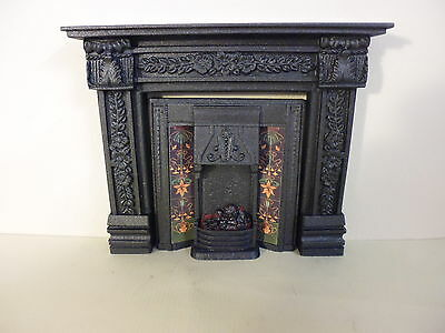 Dolls House Fire Place     F9C + C3   British made