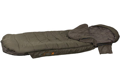 Fox NEW Carp Fishing Evo Tec ERS1 Sleeping Bag Compact Size - CSB034