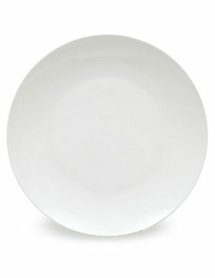 NEW Maxwell & Williams Cashmere Coupe Dinner Plate 27cm White
