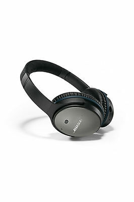 NEW Bose QC®25 Noise Cancelling Headphones for Apple Black
