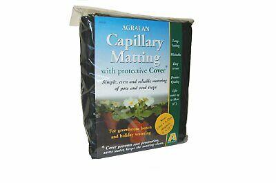Agralan M101 Capillary Mat and Cover For Greenhouse Bench & Holiday Watering