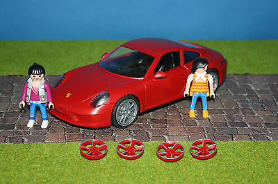 Playmobil Porsche   Top  Zustand